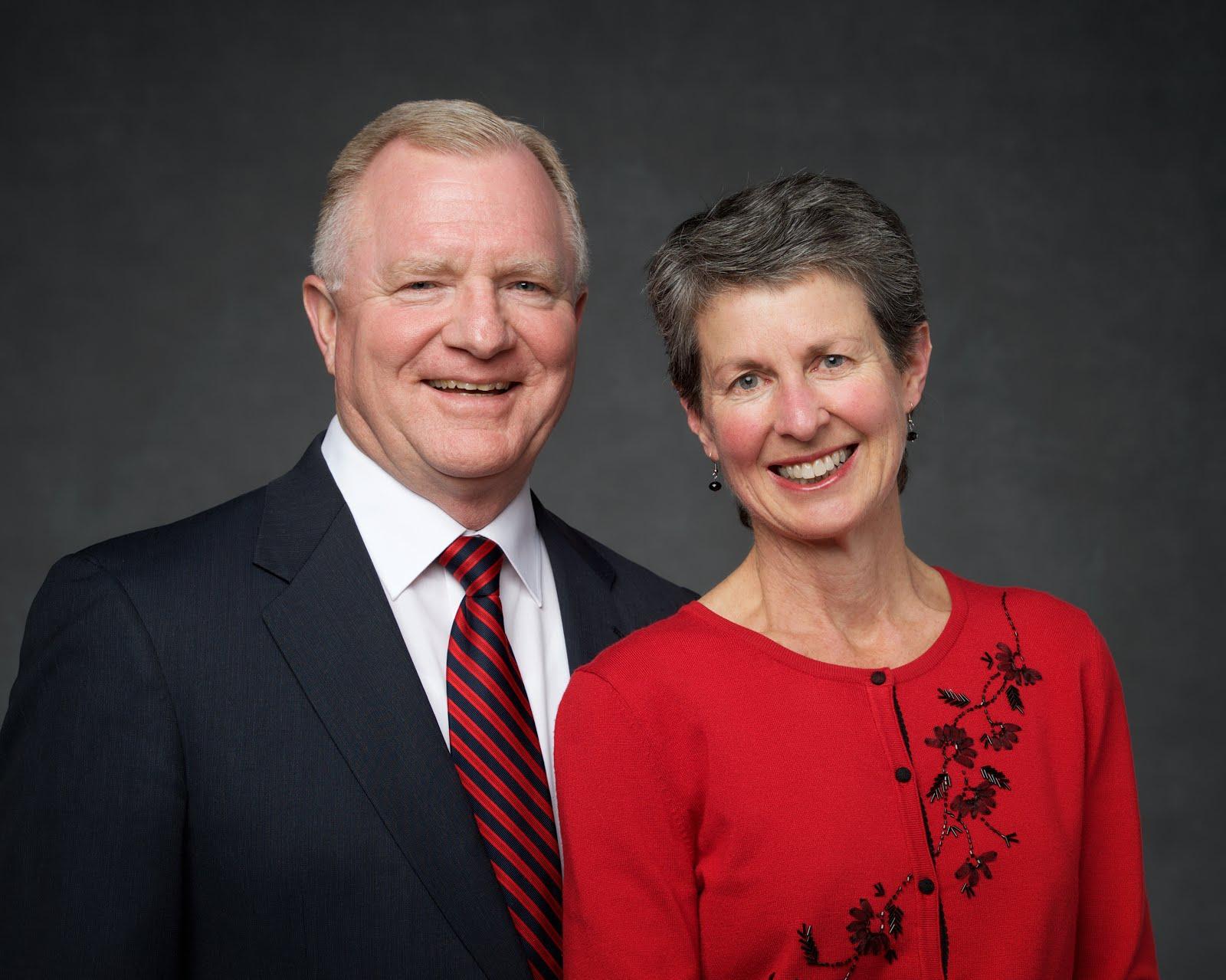 President & Sister McClure