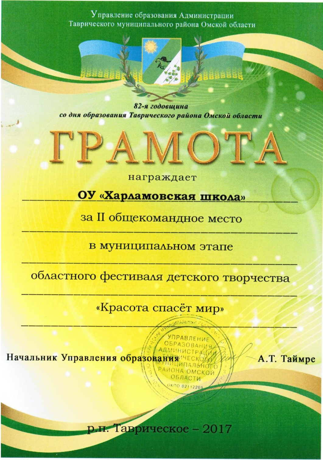 Конкурс по озеленению школы