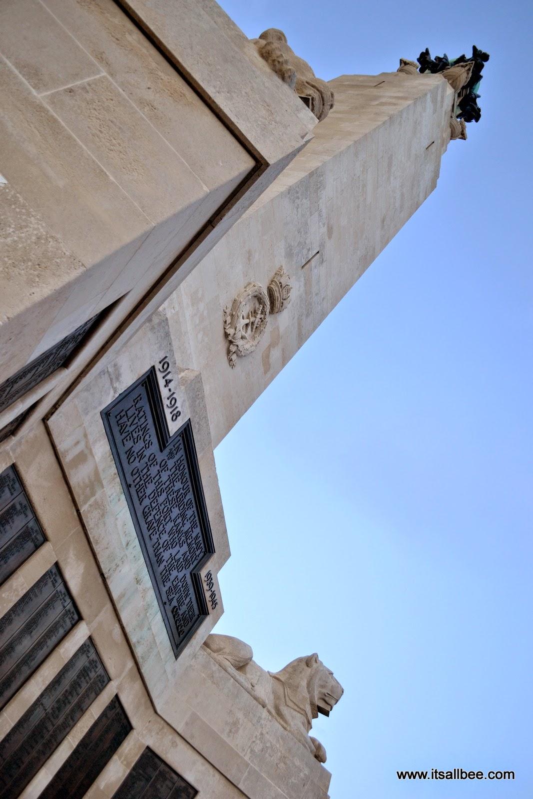 Portsea Island - War Memorial