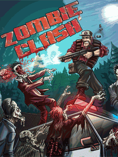 Nokia C3 Zombie Clash ML Mobile Game