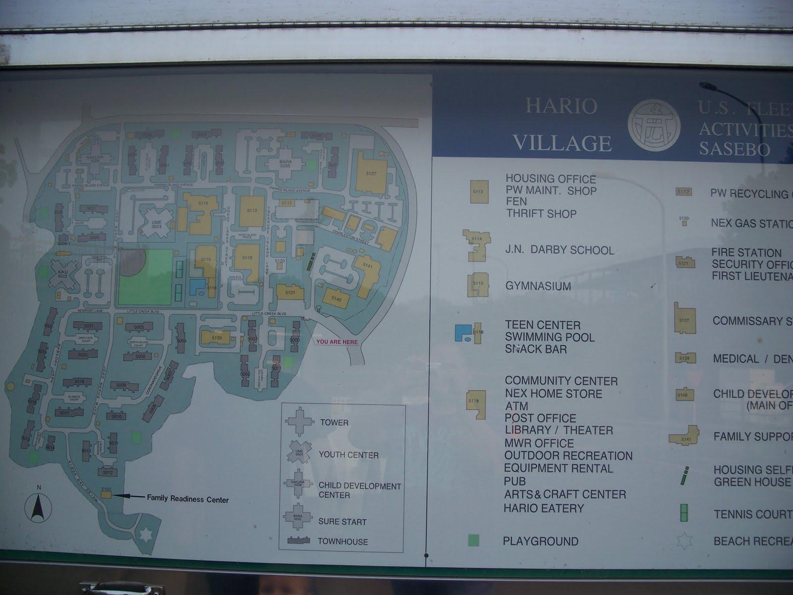 The Barbers In Sasebo Japan Map Of Hario Village