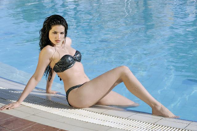 Melisa Asli Pamuk Swimsuit