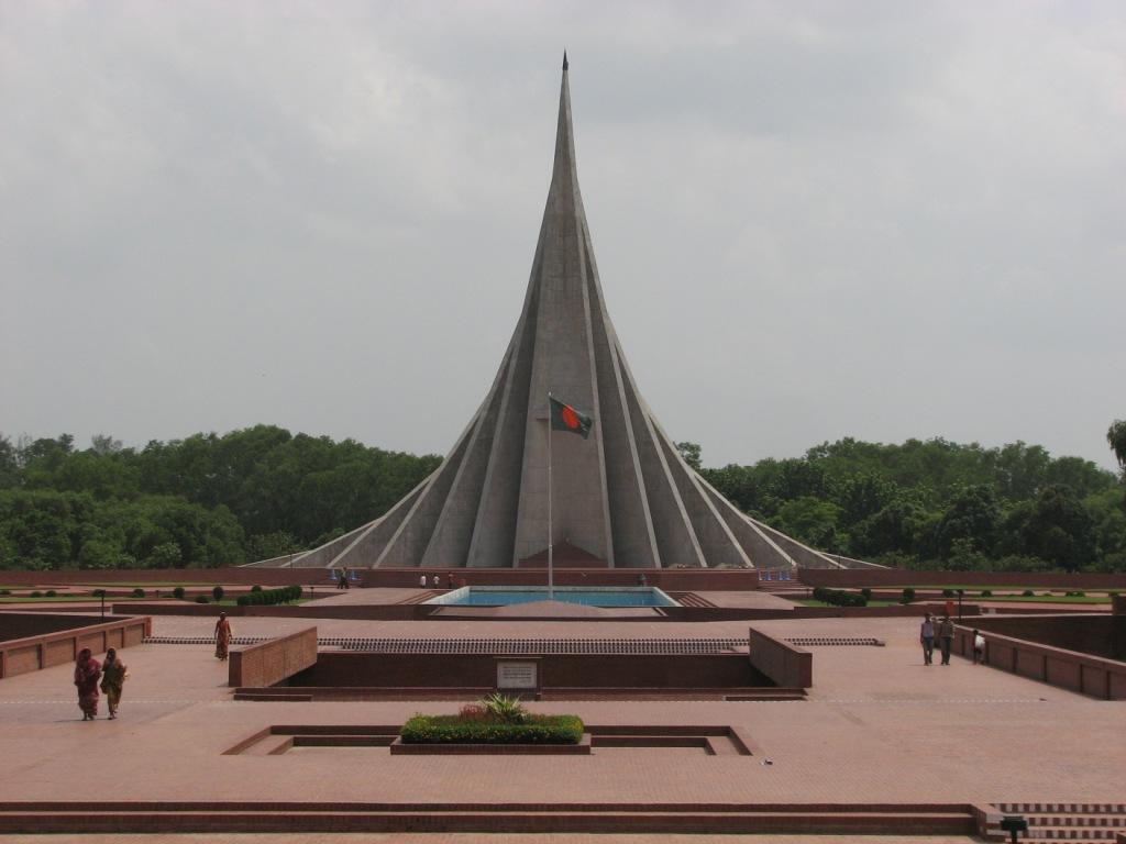 Bangladesh Photo Gallery: Shaheed Minar,Savar - Dhaka