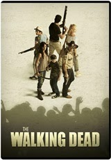 The Walking Dead 1, 2 ,3 e 4ª Temporada Completa