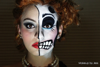 Skeleton Halloween Makeup Tips - Yahoo! Voices - voices.yahoo.com