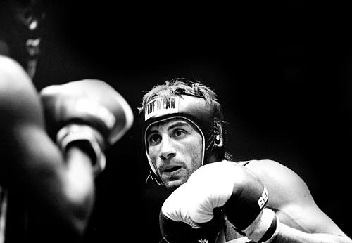 Boxeo Panamericano. 1984