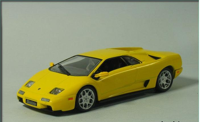 Sports Cars Lamborghini 2000