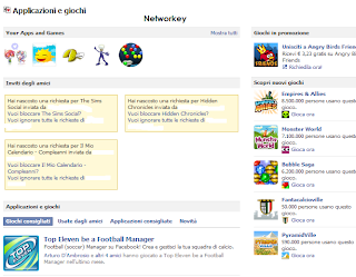 richieste giochi facebook