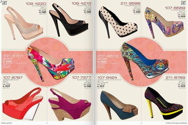 zapatos andrea septiembre 2014