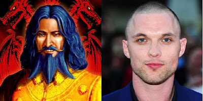 ed skrein daario naharis daenerys lover bluebeard a song of ice and fire canción de hielo y fuego yunkai slaver's bay astapor meereen third season game of thrones casting juego de tronos actores actor