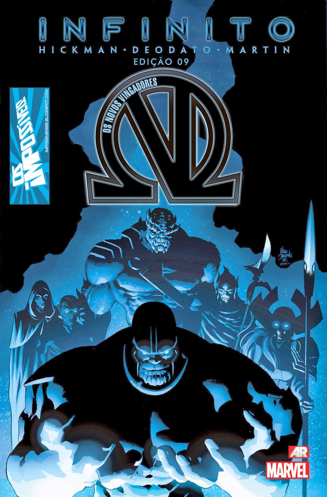 Nova Marvel! Os Novos Vingadores #9