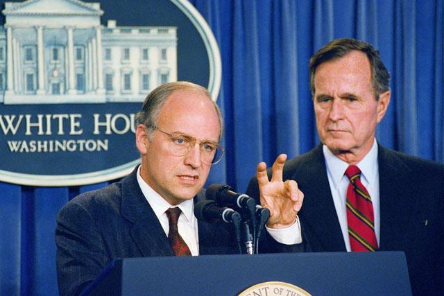 """SCO'B (5): Bush, Cheney y sus """"cacerías salvajes"""""""