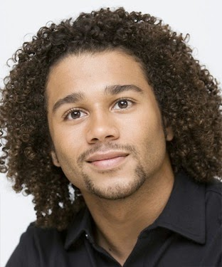Curly Hairstyles for Black Men