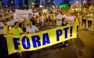 ENVERGONHA O BRASIL E O VERDADEIRO  BRASILEIRO!