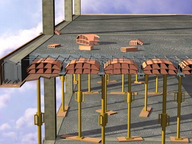 Artchist elemento constructivo tipos de losas de concreto for Losas de hormigon para jardines