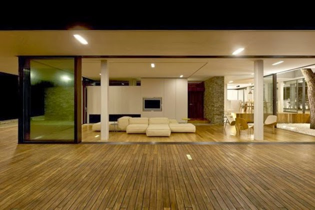Plane House arquitectura en Grecia 8