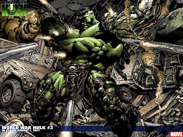 World War Hulk Marvel Comics Gratis Bajar