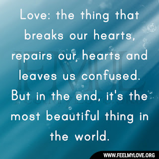 Love the thing that breaks our hearts