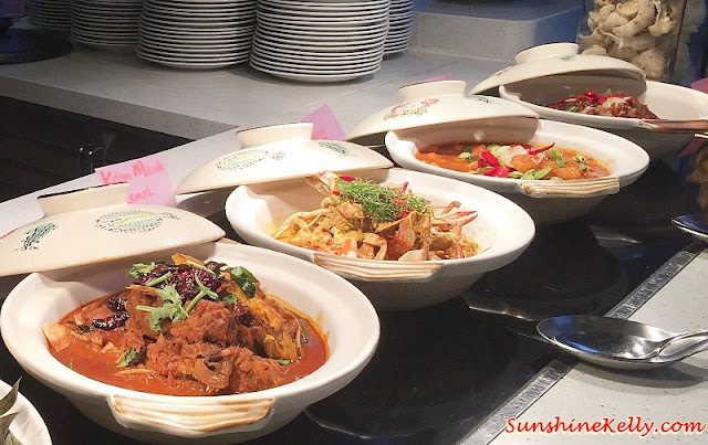 Chef's A-List Malaysian Feast, Nook, Aloft KL Sentral,