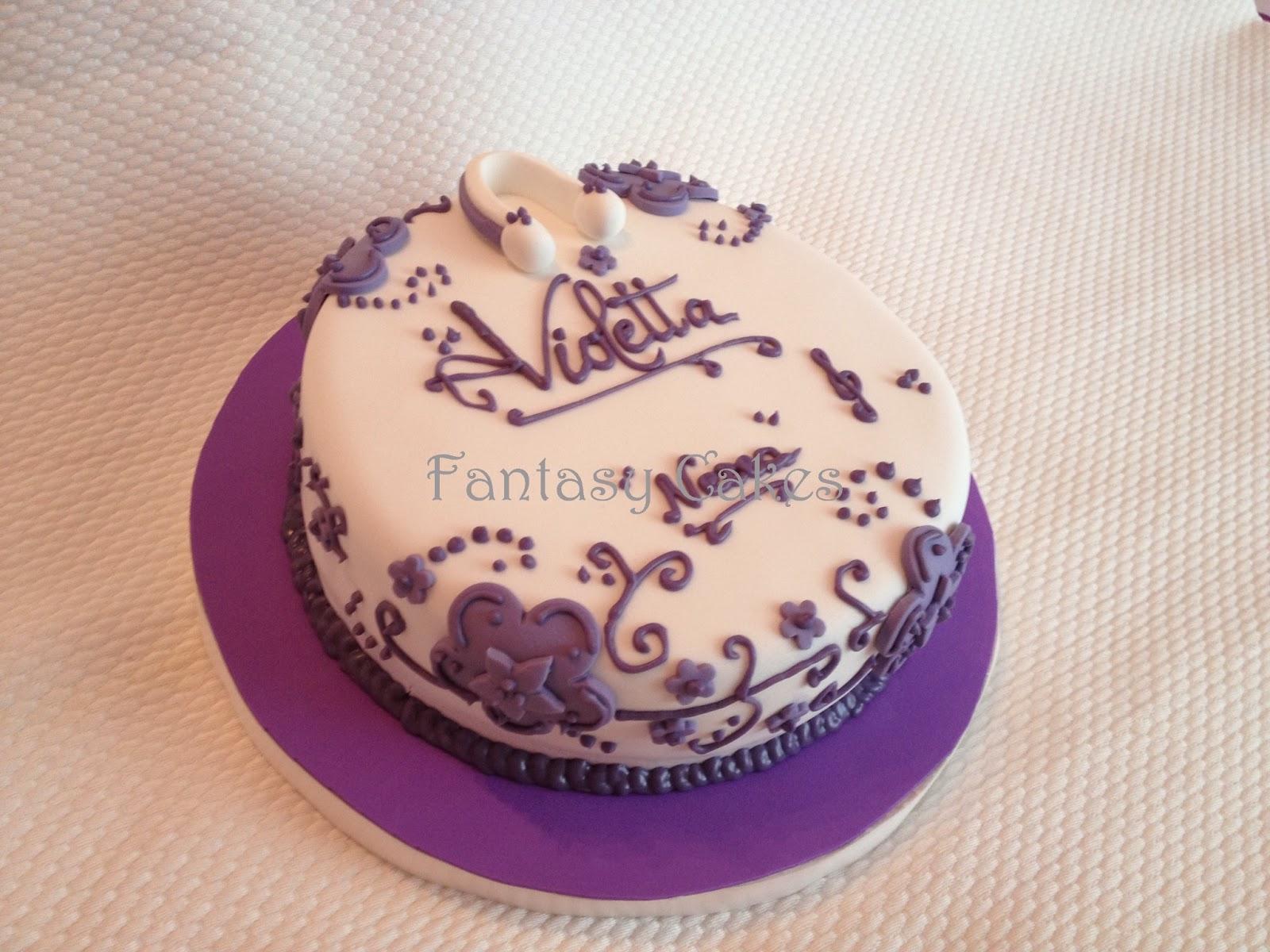 Tartas de Violetta imágenes - Imagui