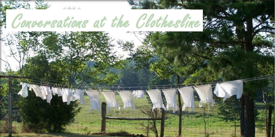 Conversations at the Clothesline