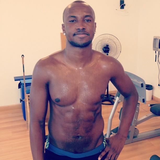 Thiaguinho Voltou A Praticar Muscula O Depois De Ficar Seis Meses