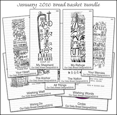 Our Daily Bread Designs January 2016 Bread Basket Bundle