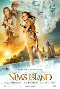 Nim's Island Poster