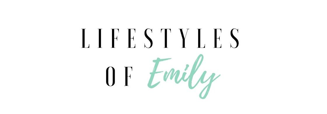 Lifestyles of Emily