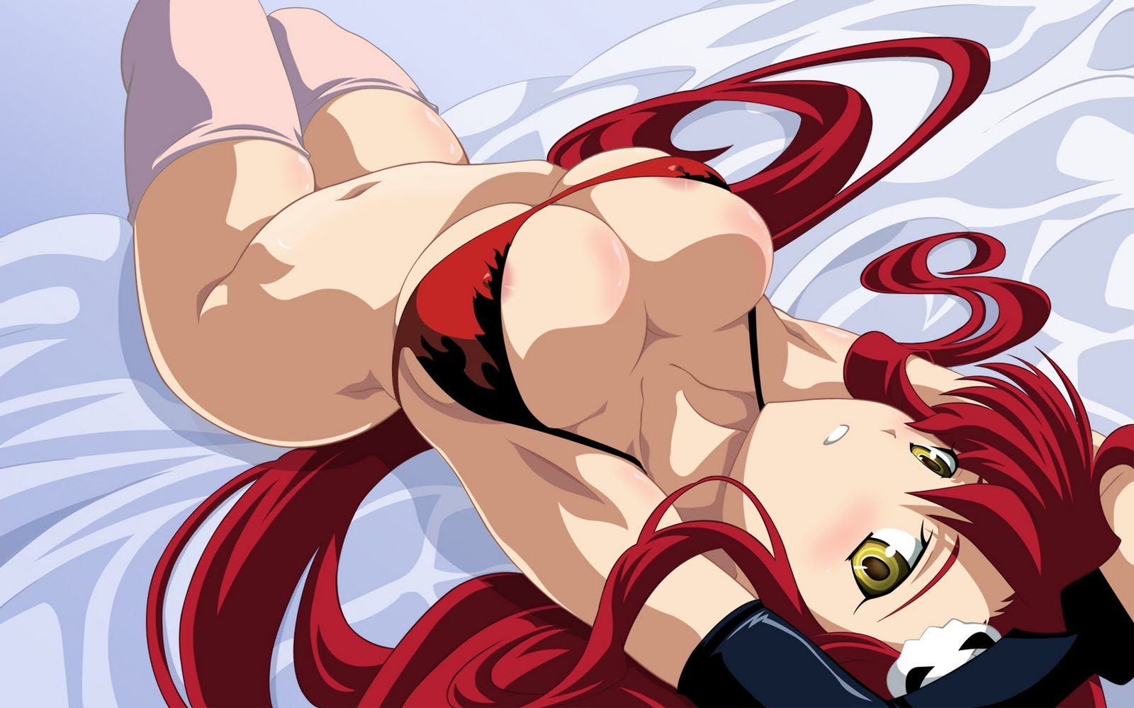 Rasario vampire tentacle monster hentia sexual image