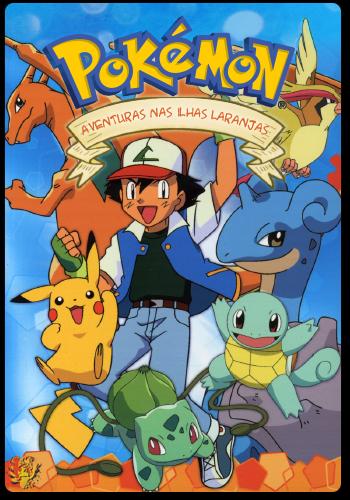 Pokémon 1ª Temporada: Aventuras nas Ilhas Laranja (Filler) Torrent – DVDRip Dublado (1998)
