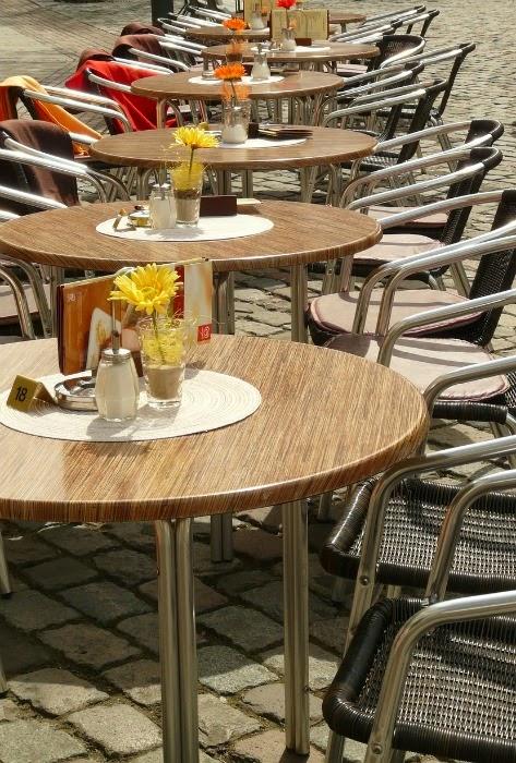 Eating in Brussels