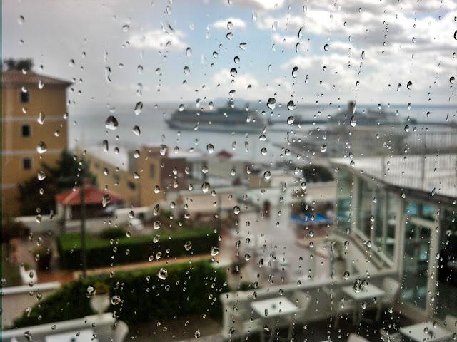 lluvia puerto palma