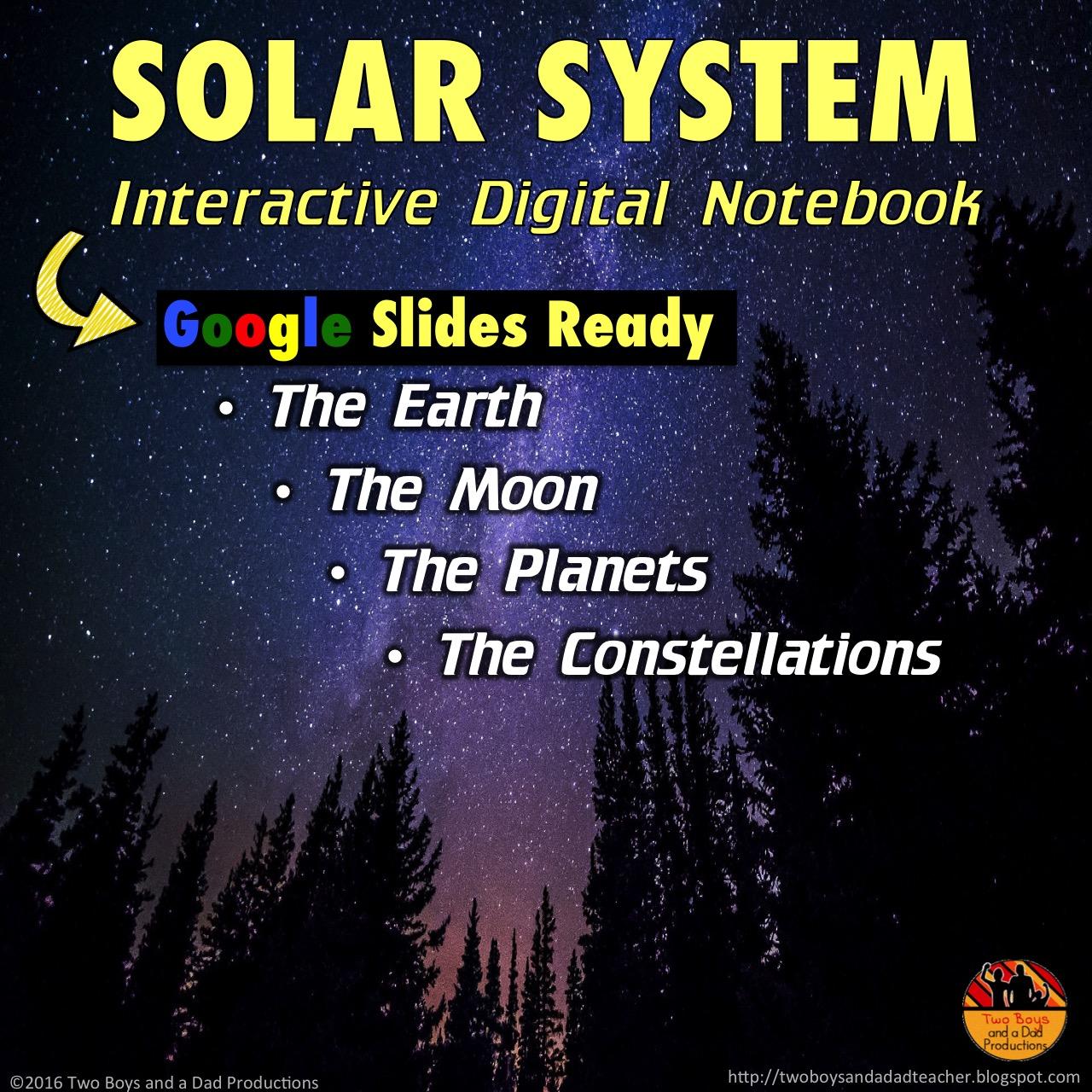 Solar System IDNB