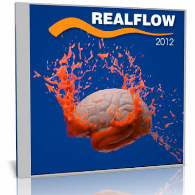 Realflow - 2012 [Intel/Serial]