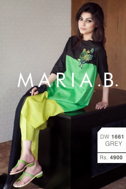 Fashion She9 Spring Collection 2013-2014 | Spring Collection Maria.B 2013-2014 For Girls By Fashion She9