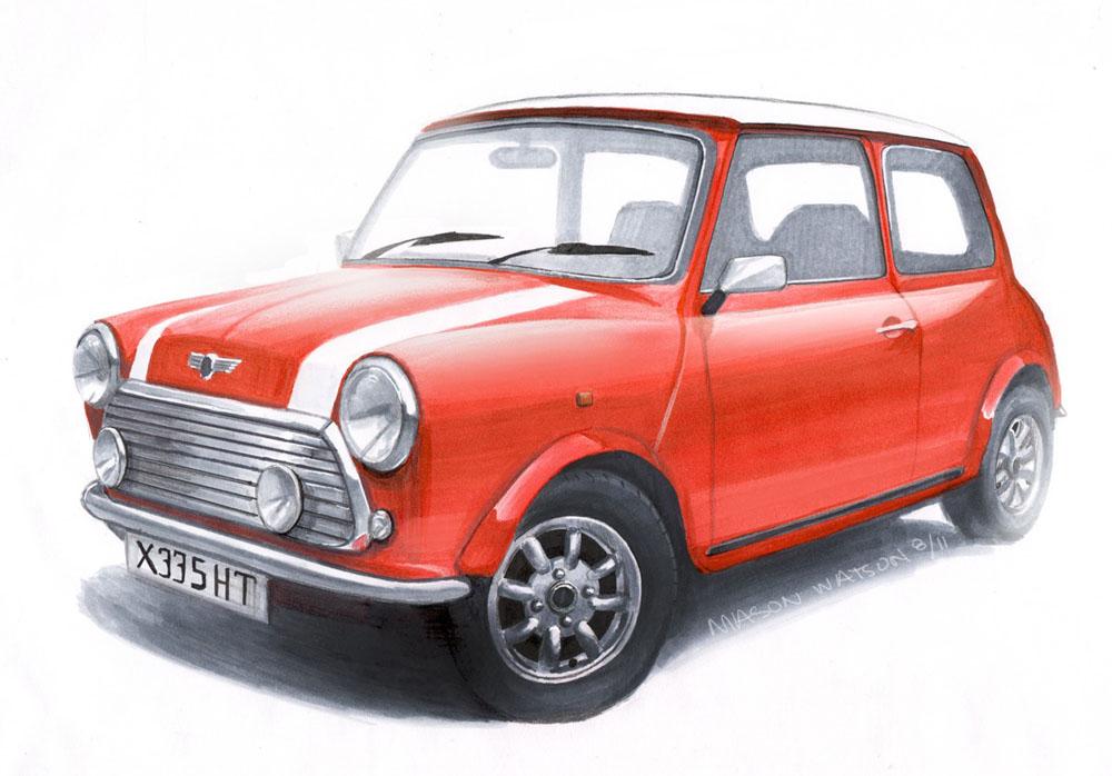 Mbw Design Mini Cooper