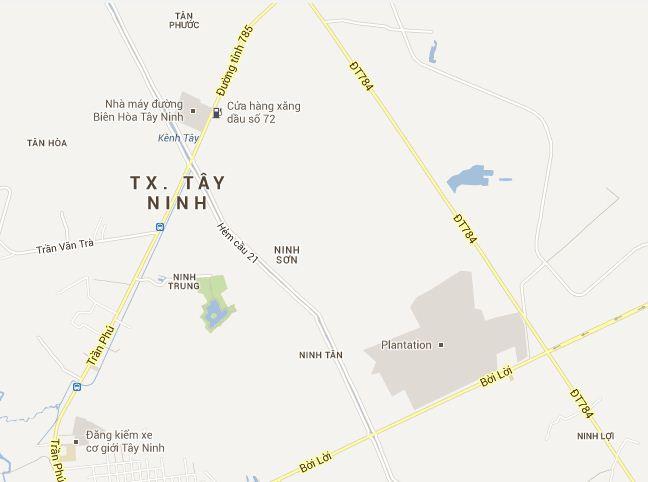 Tay Ninh Vietnam  city photo : Bản đồ du lịch Tây Ninh | Ban Do Du Lich Viet Nam