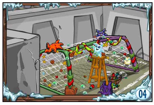 Neopets Gaming: Neopets Advent Calendar 2012: Day 4