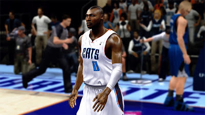NBA 2K13 Bismack Biyombo Player Update