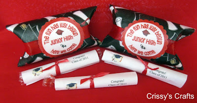 "Crissy's Crafts: Congrats to all 2011 ""Smarties""!"