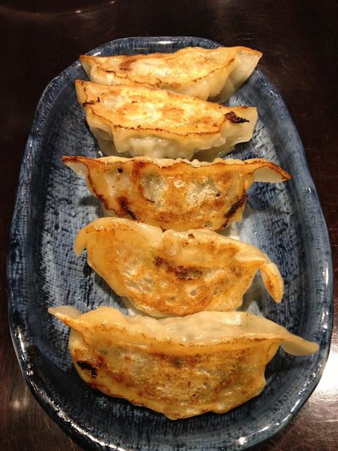 Pork Gyoza - Hokkaido Ramen Santouka