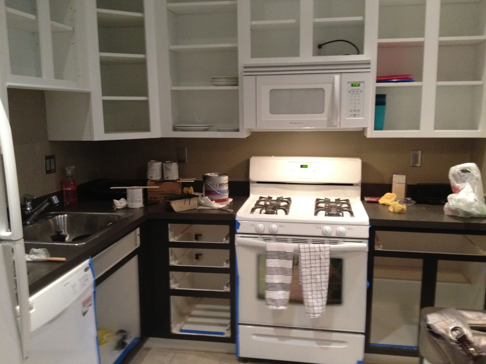 Unfinished Kitchen Cabinet Boxes
