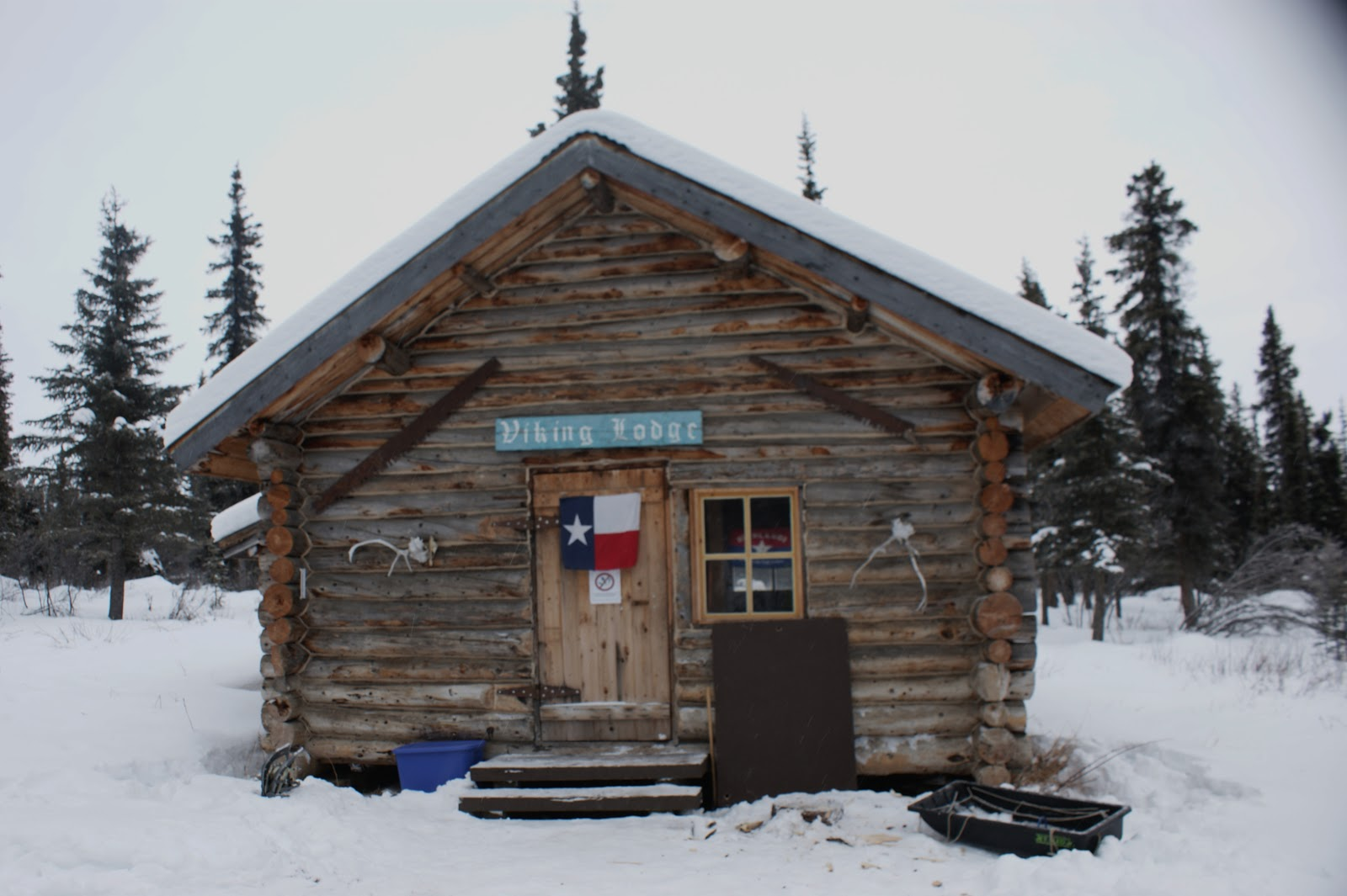 Just Back From An Awesome Week Long Visit To Viking Lodge In Wrangell St  Elias National Park. This Homesteaderu0027s Cabin Was Built In The Early U002770s  And Is ...