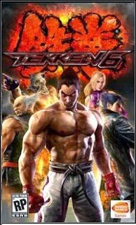 Tekken 6 PSP Game