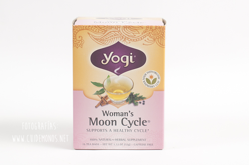 haul Iherb Woman's Moon Cycle Yogi Tea
