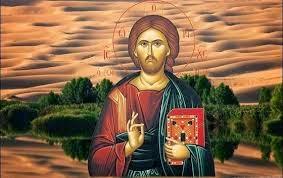 Ο Χριστός ευλογών