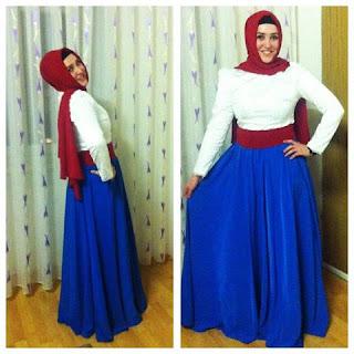 nisa moda 2014 tesett%C3%BCr Elbise modelleri24 nisamoda 2014, 2013 2014 sonbahar kış nisamoda tesettür elbise modelleri