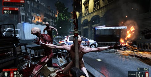 Impressions of Killing Floor 2 Early Access & The Nocturnal Rambler: Impressions of Killing Floor 2: Early Access