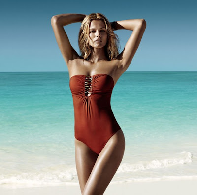 Swimwear and Beach Summery Clothing Collection 2011
